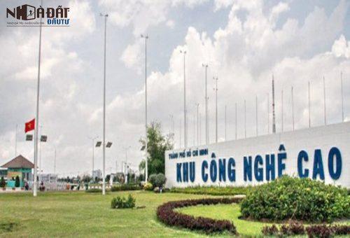 TP.HCM: Phê duyệt đơn giá đất bồi thường tại Khu công nghệ cao