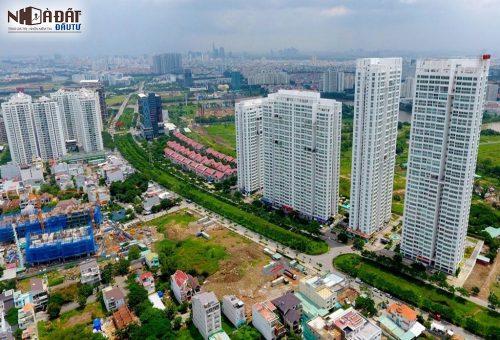 Chung cư vẫn là chủ đạo của thị trường nhà ở Sài Gòn