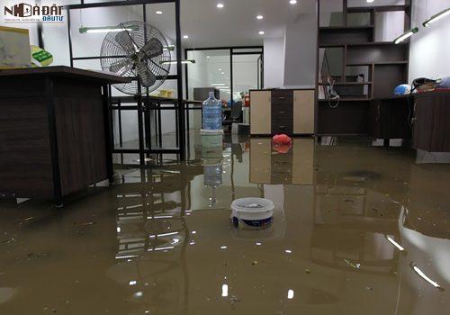 Bốn lời khuyên khi nhà bạn bị ngập nước