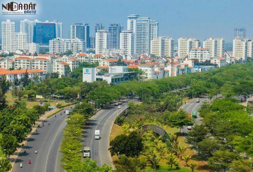 Bất động sản Hà Nội Gia tăng các dự án cách trung tâm 10 km