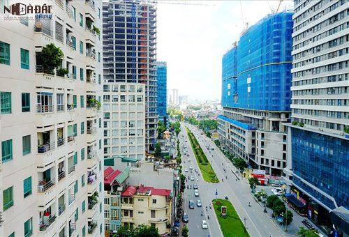 Giá chung cư Hà Nội dịp cuối năm 2018