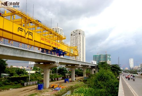 Năm 2020 sẽ hoàn thành tuyến Metro số 1 Bến Thành - Suối Tiên