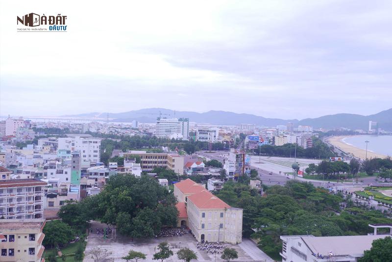 Bất động sản Quy Nhơn 'leo thang'