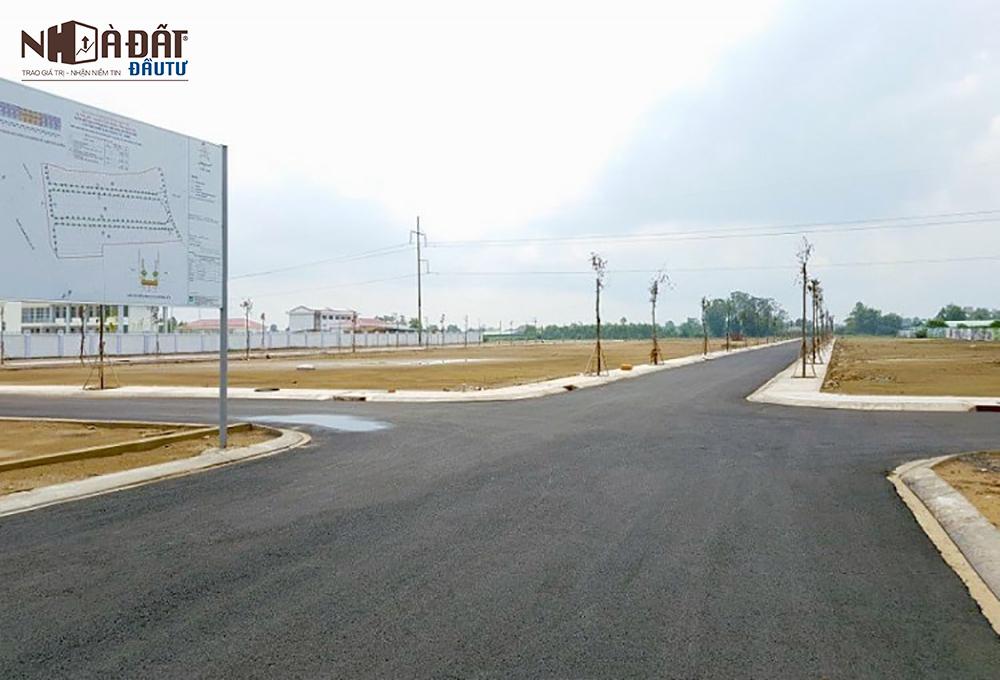 Đất nền Long An được lợi gì sau khi tỉnh lộ 830 nâng cấp, mở rộng?