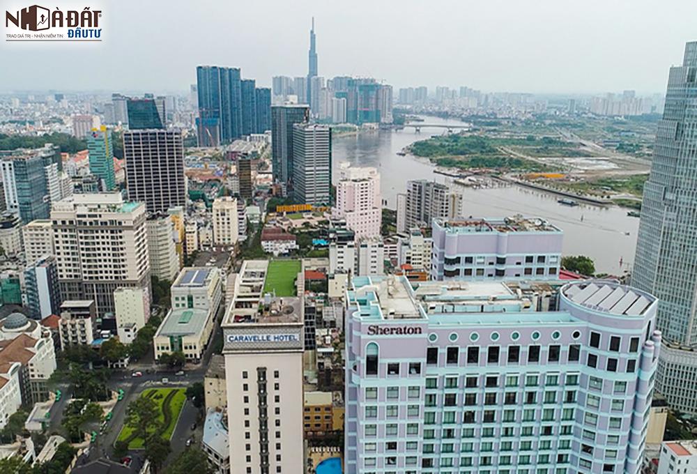 Kiến nghị bỏ quy định dừng cấp phép chung cư cao tầng ở khu vực trung tâm TP.HCM