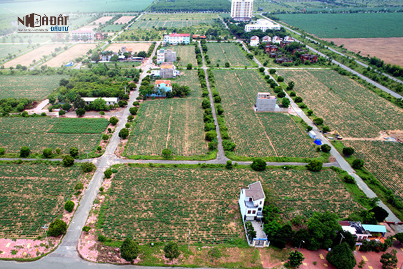 Giá đất Nhơn Trạch tăng gấp đôi