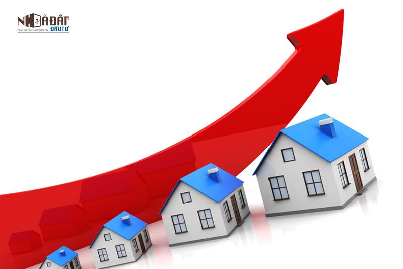 Giá địa ốc TP HCM tăng ra sao?